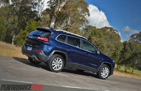 small jeep cherokee 2014 jeep cherokee limited review video performancedrive