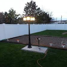 light up your outdoor spaces with the help from outdoor post lamps