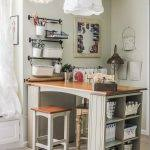 sewing room ideas for small spaces neutral interior paint colors