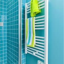 inertie seche ou fluide chambre sèche serviettes électrique à inertie fluide celcia droit 500 w