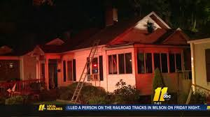 Red Roof In Durham Nc by Man Falls Asleep While Smoking Starts House Fire In Durham