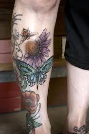 leg flower tattoos 99 best tattoos images on pinterest floral tattoos tattoo ideas
