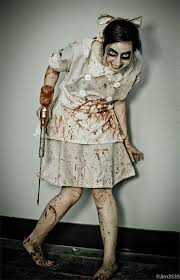 Halloween Scary Kids Costumes Creative Unique Scary Halloween Costume Ideas Girls Women 2013