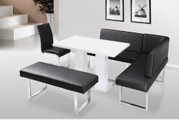 black dining rooms furniture amazing diy dining room bench with back dining bench