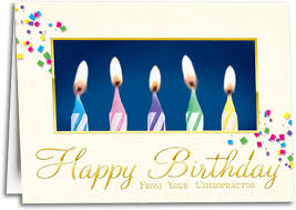 birthday cards with classic designs make bold statements to