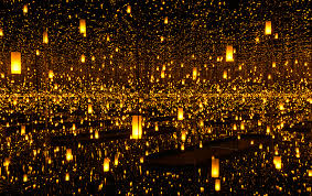 Infinity Light Fixtures Yayoi Kusama S Infinity Rooms At The Hirshborn Museum In