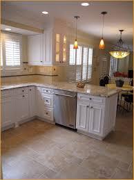 pictures of kitchen floor tiles ideas kitchen floor tiles ideas luxury floor option with small offset