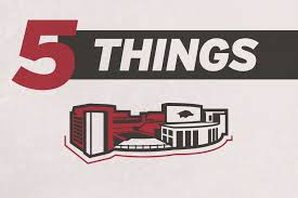 Arkansas Travel Tickets images Five things razorback football guests should know to enhance their png