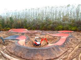 ûber cool pumptrack by dirt builders pumptrack pinterest mtb