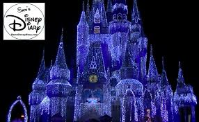 samsdisneydiary 65 lights cinderella and frozen 4 sams