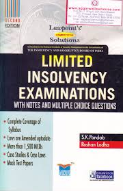 limited insolvency examinations with notes and multiple choise