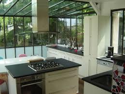 veranda cuisine photo veranda cuisine photo cool amenager une cuisine exterieure cuisine