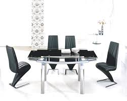 Glass Dining Tables And 6 Chairs 6 Chair Dining Table Lovely Glass Dining Table And Chairs Glass