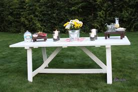Providence Outdoor Daybed by Ana White Providence Table Diy Projects
