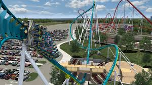 cedar fair parks map what coasters are on tap for cedar fair parks la times