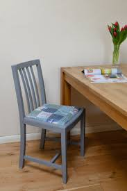 upcycle dining room chairs stain resistant seats vicky myers