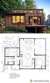 modern cabin floor plans small modern cabin plans ipbworks