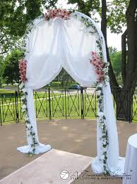 wedding arches decor awesome wedding arbor decoration ideas photos styles ideas