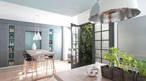plante cuisine decoration amenagement cuisine ouverte avec salle a manger stupefiant deco