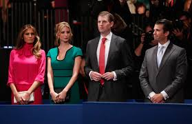 The Trump Family by Trump Is Ready To Hand Over The Family Empire It Doesn U0027t Always