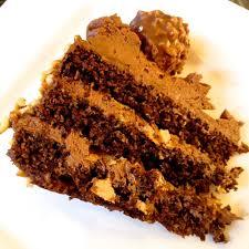 great british bake off extra slice u0026 ferrero rocher cake she