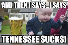 Tennessee Football Memes - run your mouth now tennessee catsillustrated com