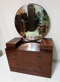 Vanity Tri County Mall Wonderful Mid Century Modern 7 Drawer Vanity Dressing Table With