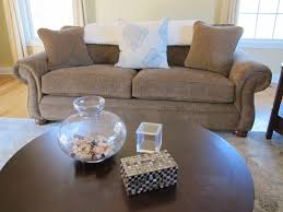furniture unique coffee table centerpiece with 3 ball coco in