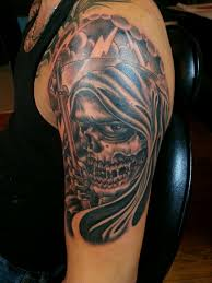 reaper ripper hudson river tattoo