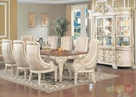antique white dining room class antique white dining room sets