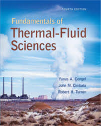 free download fundamentals of thermal fluid sciences 3rd edition