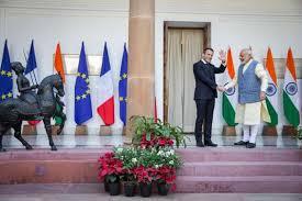 chambre de commerce franco indienne safran alstom edf 13 milliards d euros de contrats pour la