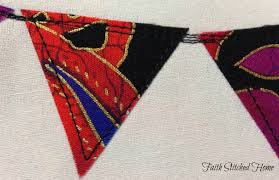 How To Sew A Flag How To Make A Zipper Bag With Raw Edge Applique And Boxed Corners