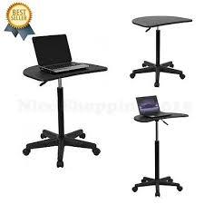 Laptop Desk Accessories Laptop Desktop Accessories Adjustable Rolling Laptop Stand