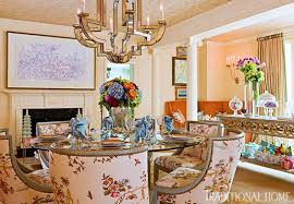 Chinoiserie Dining Room by Chinoiserie Chic Orange Chinoiserie Dining Room