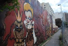 Street Art In Perth Perth