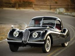 1954 jaguar xk120 roadster youtube