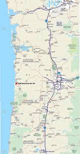 Tillamook Oregon Map by Photo Gallery