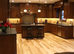 Bruce Maple Chocolate Laminate Flooring Interior Hickory Flooring Pros And Cons Laminate Vs Engineered