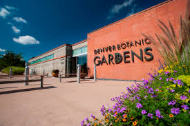 Colorado Botanical Gardens Denver Botanic Gardens Mile High Water Talk Botanical Gardens
