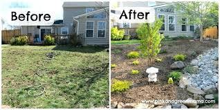 Backyard Budget Ideas Backyard Easy Landscaping Ideas Large Size Amusing Landscaping