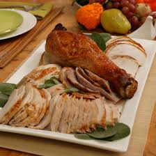 deconstructed turkey with gravy recipe epicurious