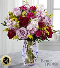ftd gratitude glimmers bouquet by better homes and gardens