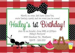 informal invitation birthday party stephenanuno com