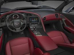 Custom Corvette Interior See 2017 Chevrolet Corvette Color Options Carsdirect