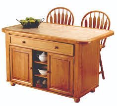kitchen island oak sunset trading 3pc light oak kitchen island set with beige khaki