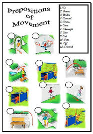 of movement matching activity
