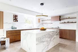 marble kitchen islands 12 kitchen islands that give us design envy mydomaine au