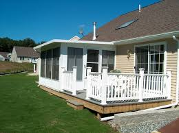 top types of patio rooms white paint color also wood deck in