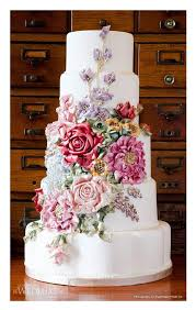 best wedding cakes the best sugar flower wedding cakes exquisite floral additions